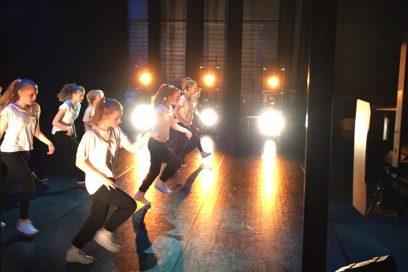 Nytt kompani ved Dancespace, DSpaceCrew