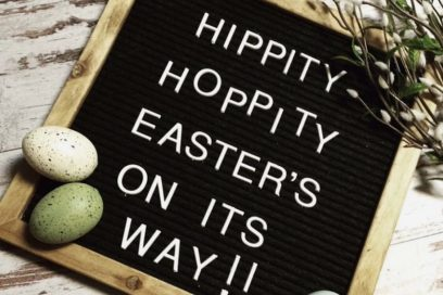 Gettin´readdy for Easter…